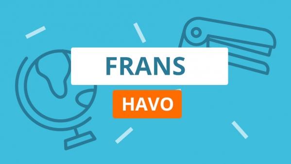Havo-examen Frans erg gemengd ontvangen