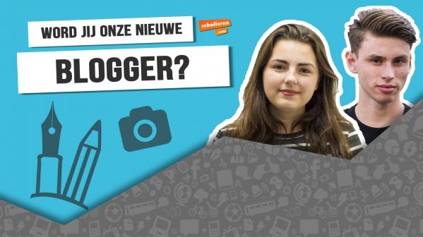Blogger gezocht!