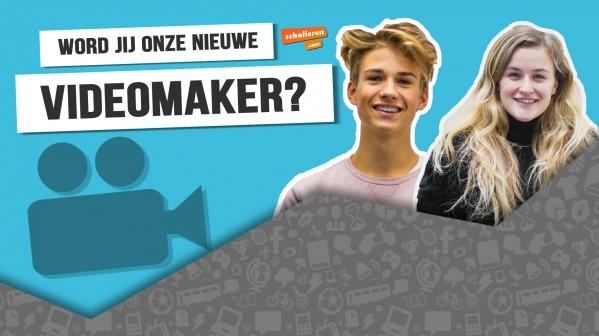 Videomaker gezocht (m/v)!
