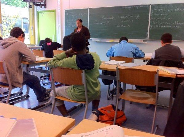 Zes types docenten op de eerste schooldag