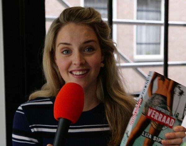 Liza Sips over beroemd zijn en lezen