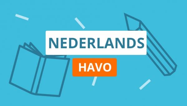 Lastige eerste tekst bij havo-examen Nederlands