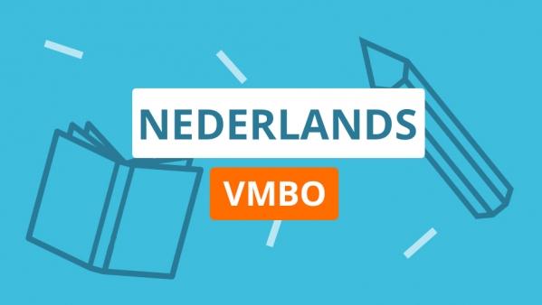 Weinig stress bij vmbo-examen Nederlands