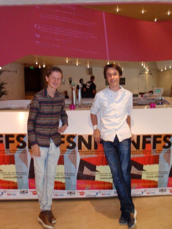 De winnaars van het NFFS!