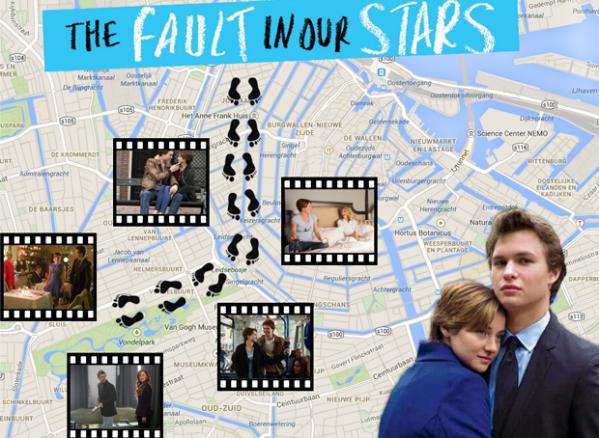 Citaten Uit The Fault In Our Stars : De route van the fault in our stars scholieren