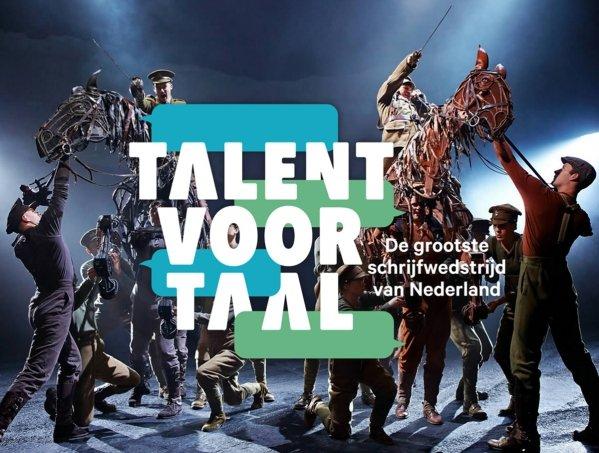 Mooie prijzen bij Talent voor Taal