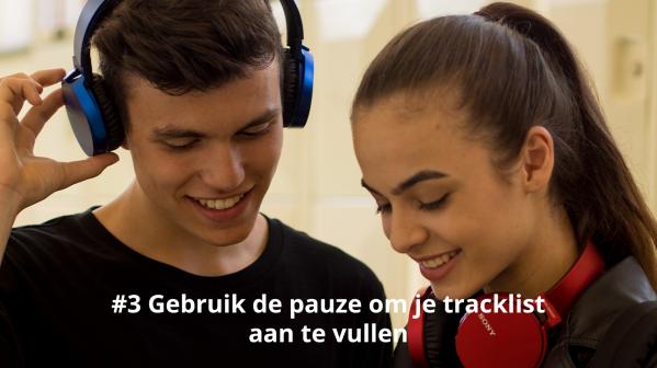 5 x waarom muziek jouw schooldag leuker maakt