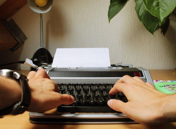 Docententype: de mislukte schrijver