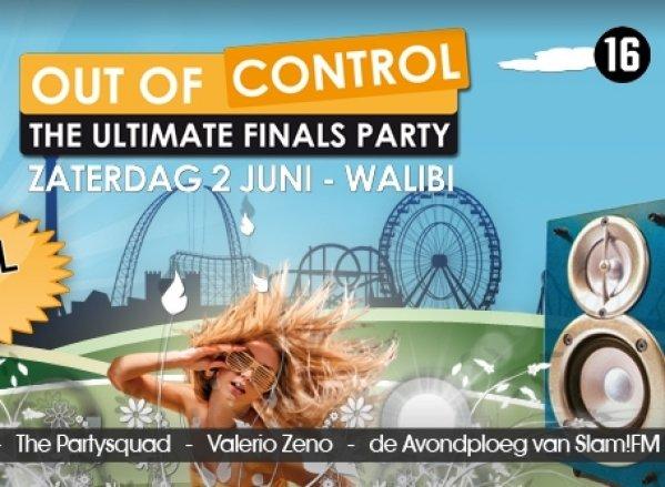 Win kaarten voor Walibi + Examenfeest