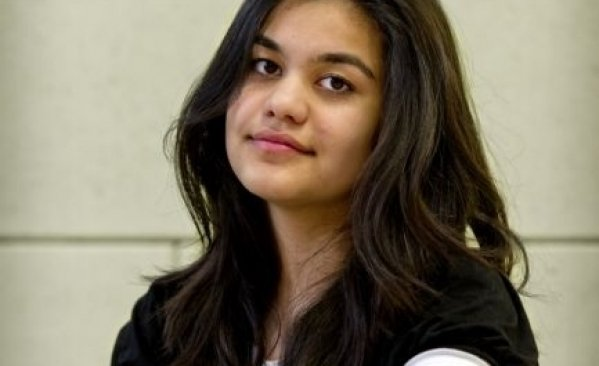 Sahar woont in een asielzoekerscentrum