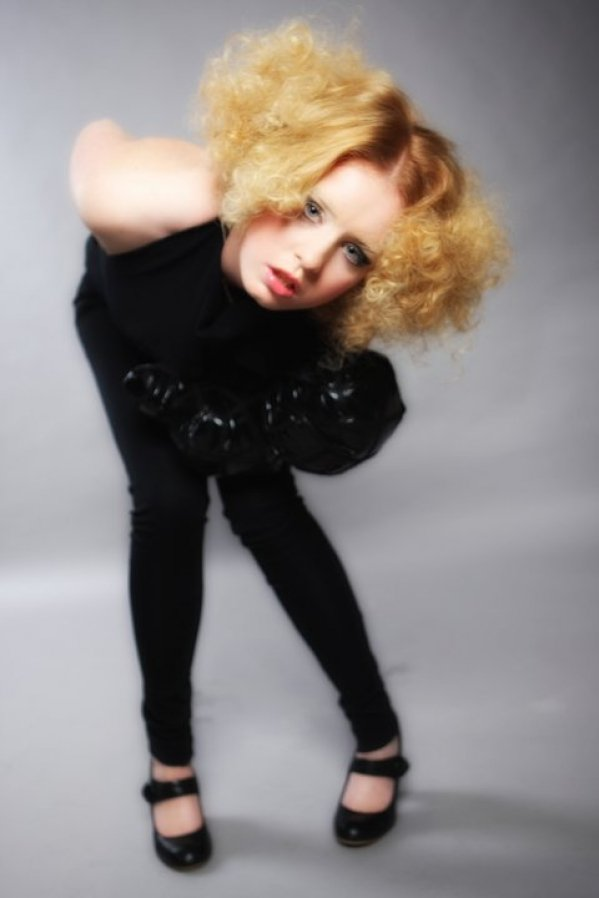 Talent-alert: Naomi Hille