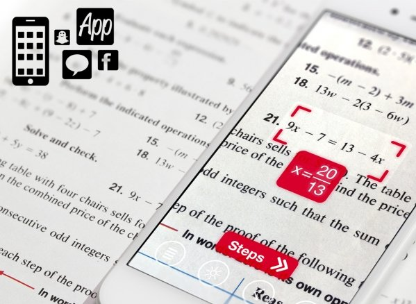 App: nooit meer wiskundehuiswerk