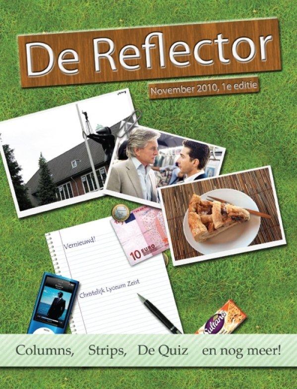 Schoolkrantsteun Schoolmagazine
