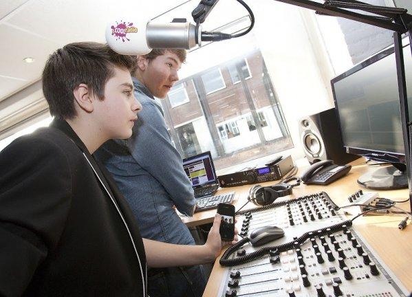 Radio maken op school