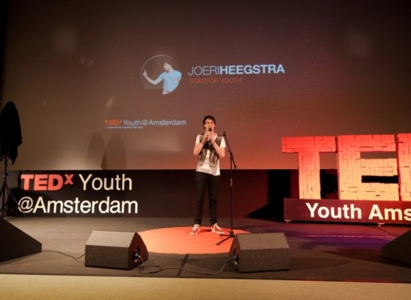 LIVE: Scholieren.com broadcast TEDxYouth