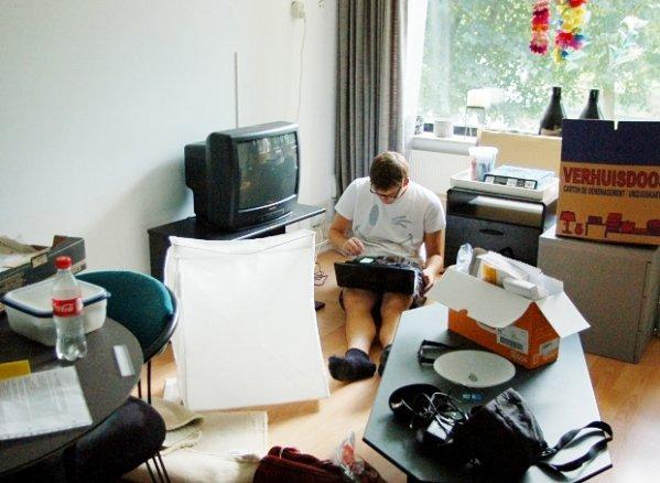 Weer minder studenten gaan op kamers