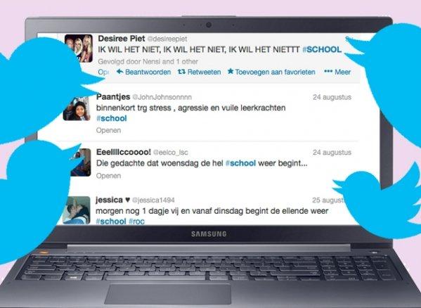 Waarom zitten mensen op Twitter?