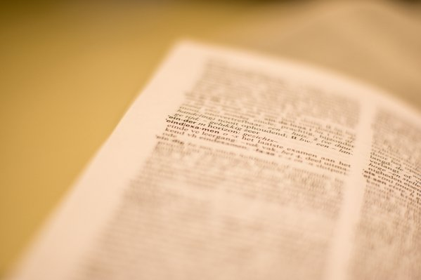 Donderdag examendag vol talen