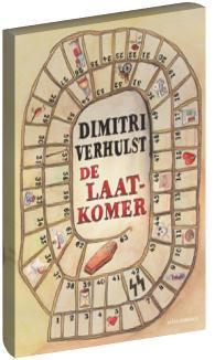 Boekcover De laatkomer